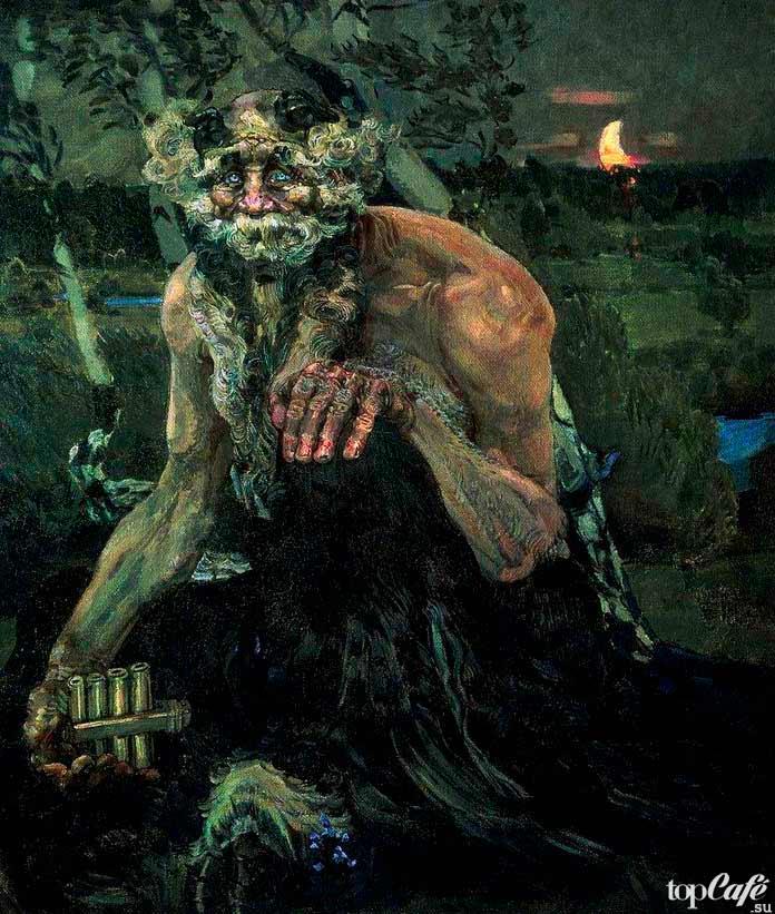 Знаменитые картины Врубеля