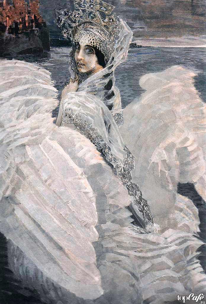 Царевна-лебедь.1890