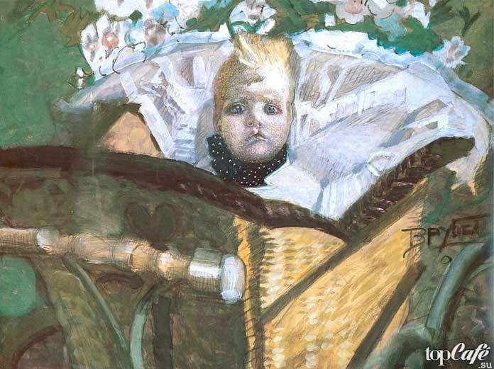 Портрет сына. 1902