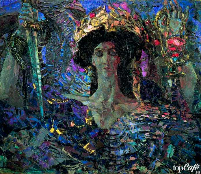 Шестикрылый Серафим. 1904