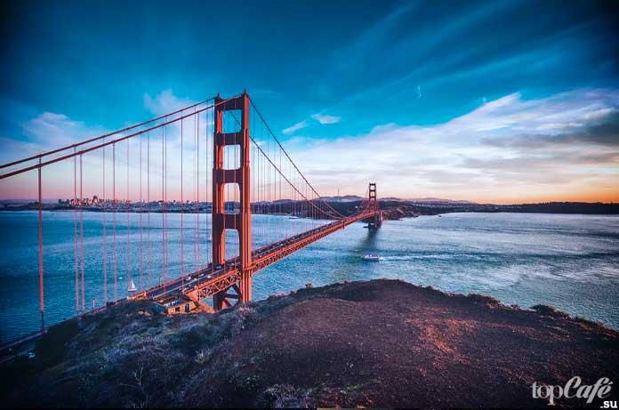 Залив Сан-Франциско - одно из самых красивых мест планеты для водных экскурсий. CC0