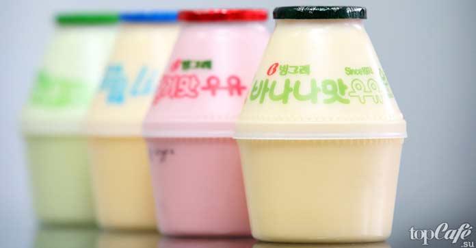 Молоко. Самые интересные факты о Южной Корее