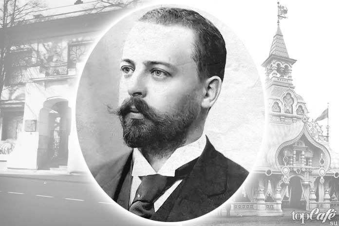 Шехтель - один из самых великих архитекторов Москвы