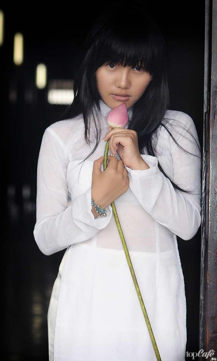 Девушка во Вьетнаме. CC0