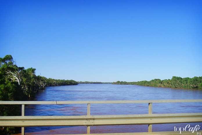 Гаскойн. Самые длинные реки Австралии