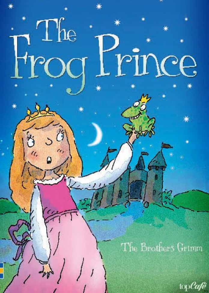 Известные сказки Братьев Гримм: Король-лягушонок