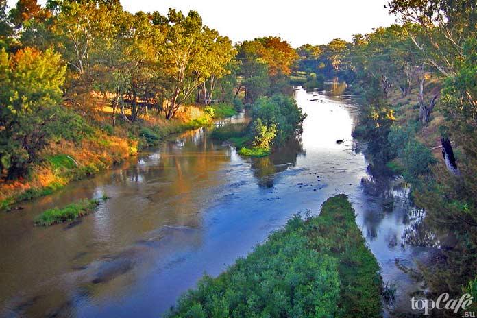 Локлан. Самые длинные реки Австралии