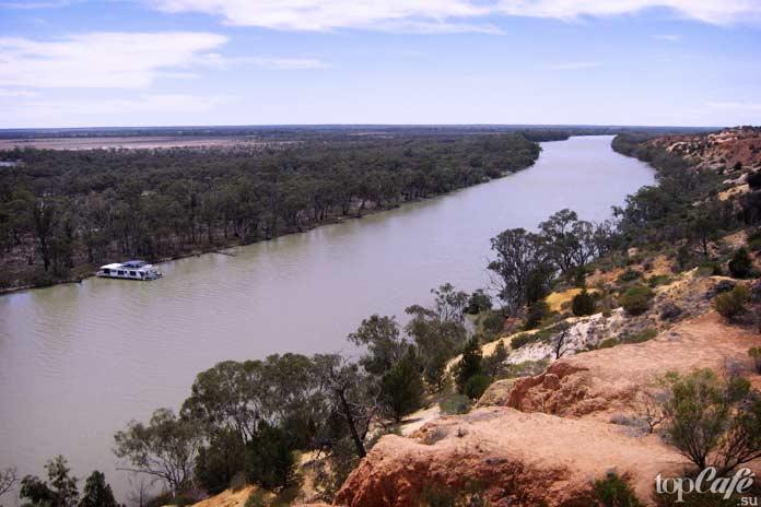 Murray. Самые длинные реки Австралии