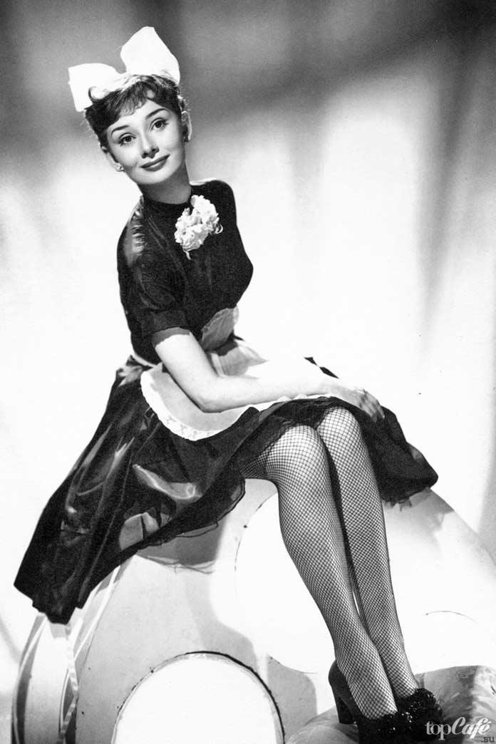 Одри Хепберн: красивые английские актрисы