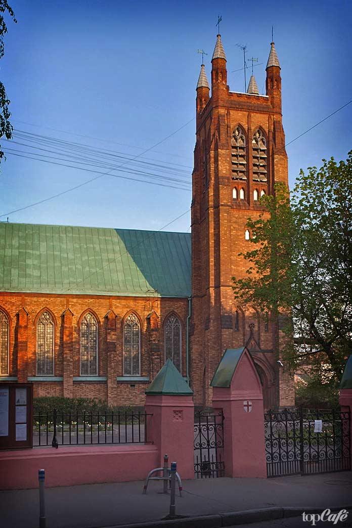Англиканский собор Святого Андрея Москва