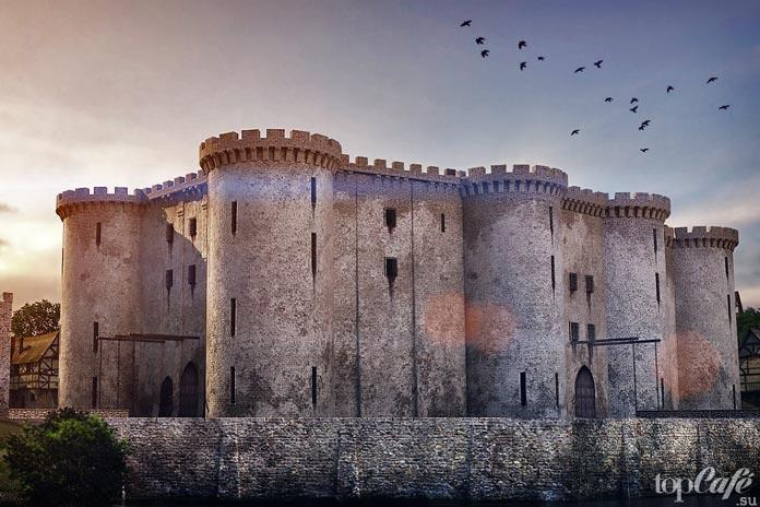 Готическая архитектура Франции: Бастилия