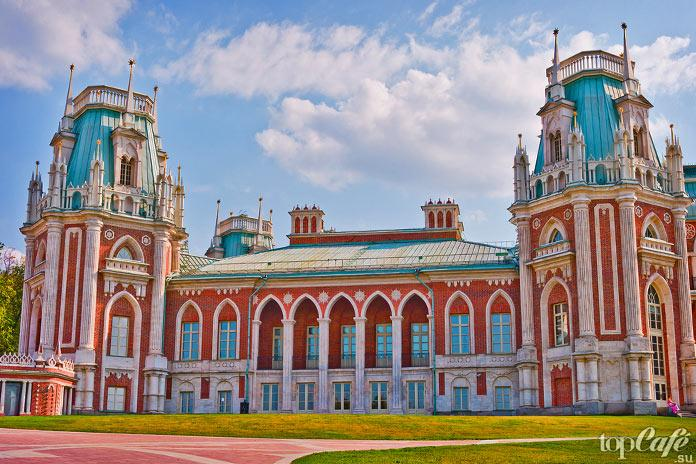 Итог. Удивительные готические места Москвы.