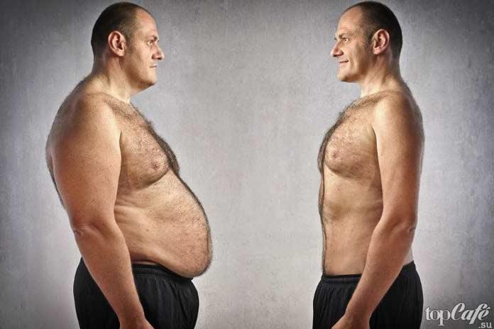 Как повысить тестостерон у мужчин: Избавьтесь отлишнего веса