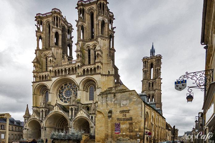 Готическая архитектура Франции: Ланский храм