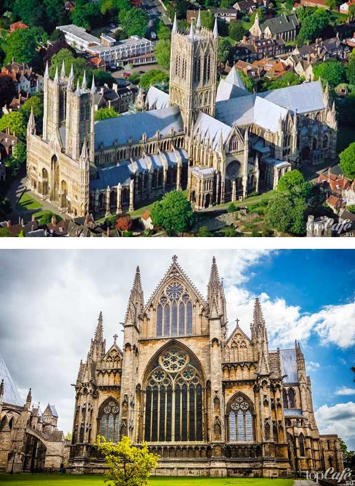 Английская готическая архитектура: Линкольнский собор