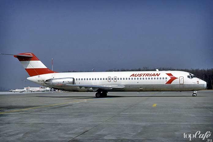 McDonnell Douglas DC-9. Самые опасные самолеты