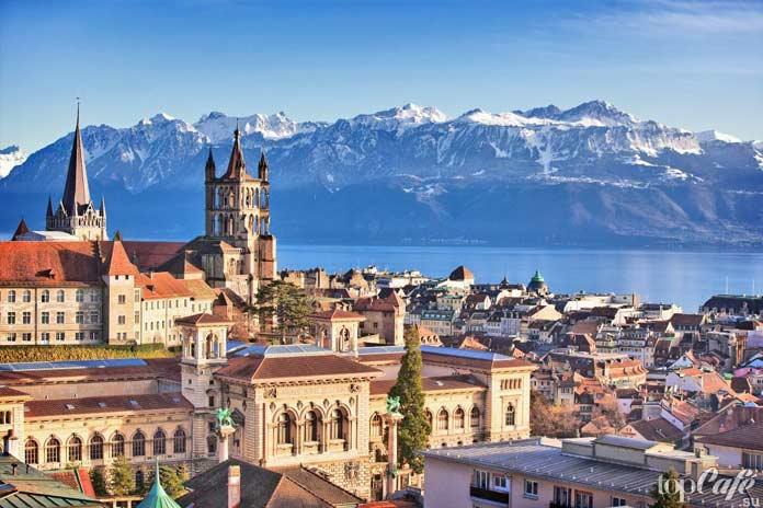 Lac de Lausanne