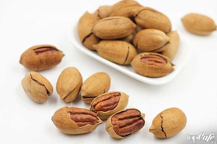 Самые дорогие орехи: Пекан. CC0