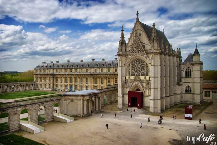 Готическая архитектура Франции: Сент-Шапель