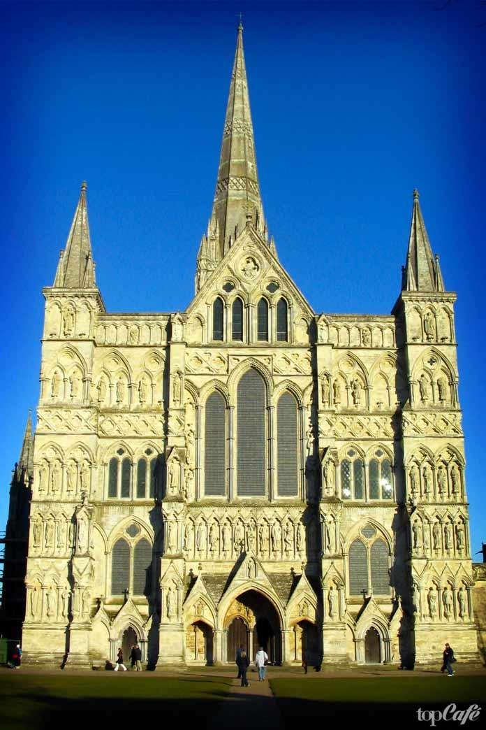 Английская готическая архитектура: Украшенная готика