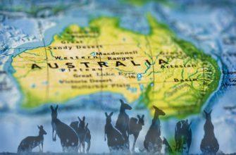 Самые интересные факты об Австралии. CC0
