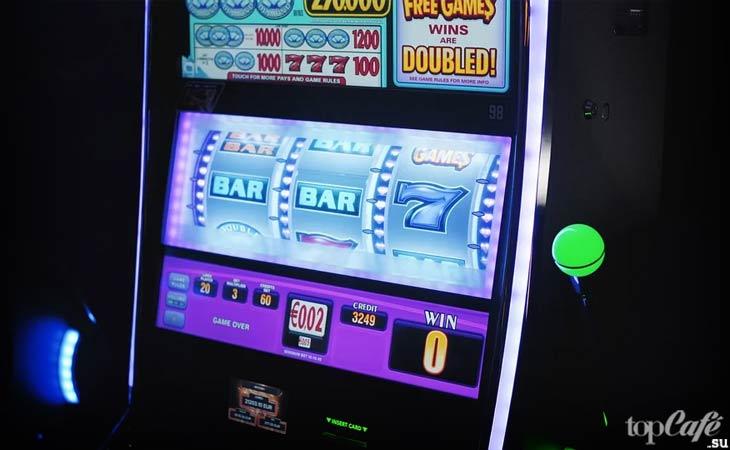 Игровые автоматы. CC0