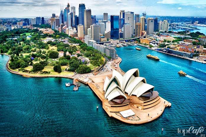 Список фактов об Австралии