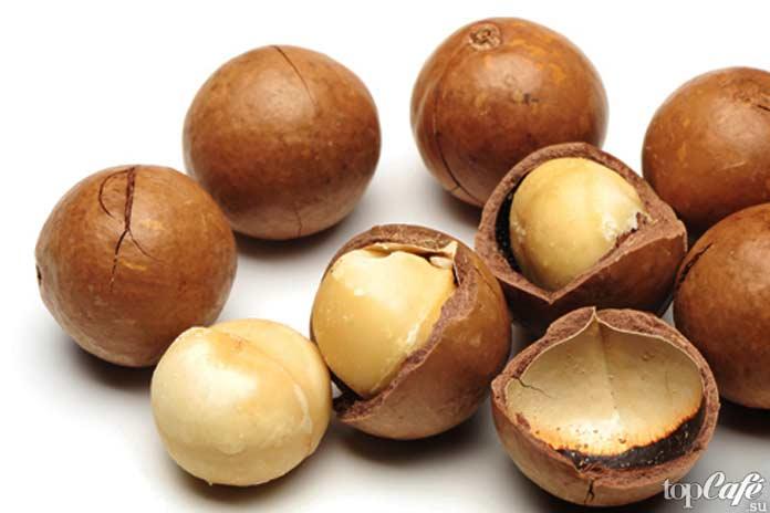 Самые дорогие орехи: Макадамия