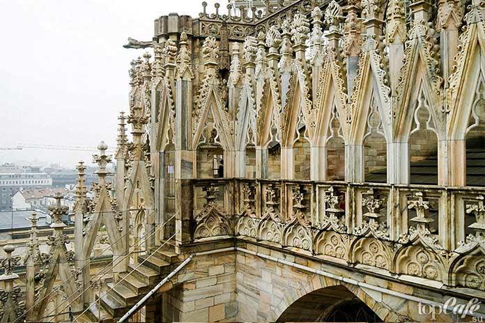 Готическая архитектура Италии: Экскурс в историю