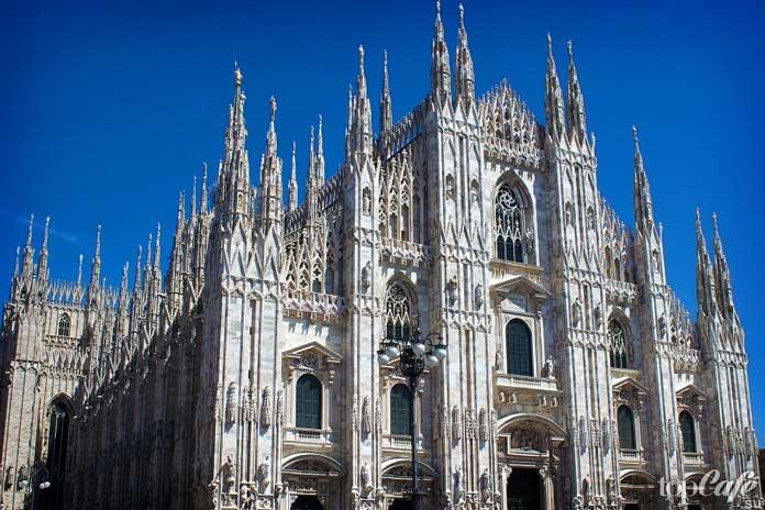 Готические здания Италии