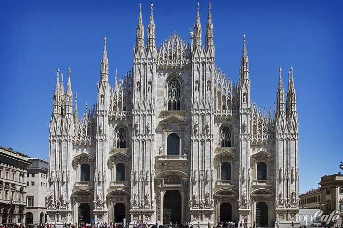 Готическая архитектура Италии: Миланский собор