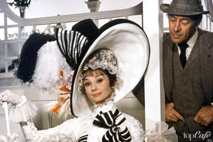 Список лучших фильмов с Одри Хепберн: Моя прекрасная леди.1964