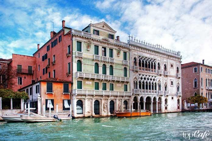 Готическая архитектура Италии: Палаццо Ка д'Оро