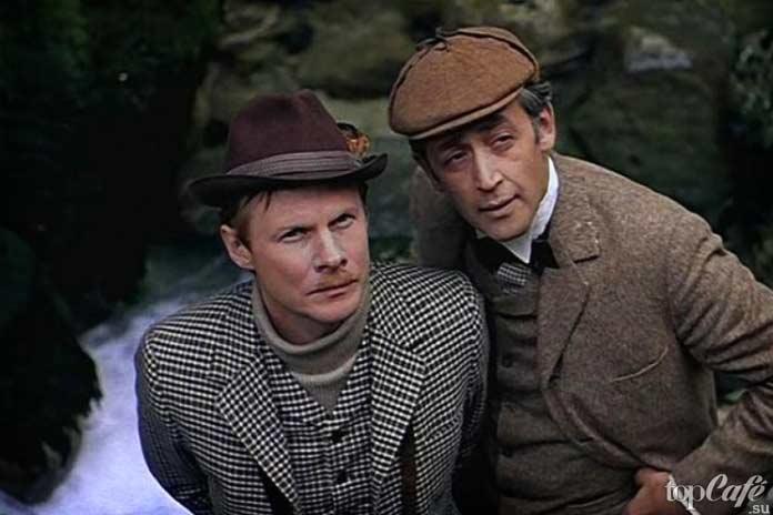Приключения Шерлока Холмса идоктора Ватсона.-1979 1986