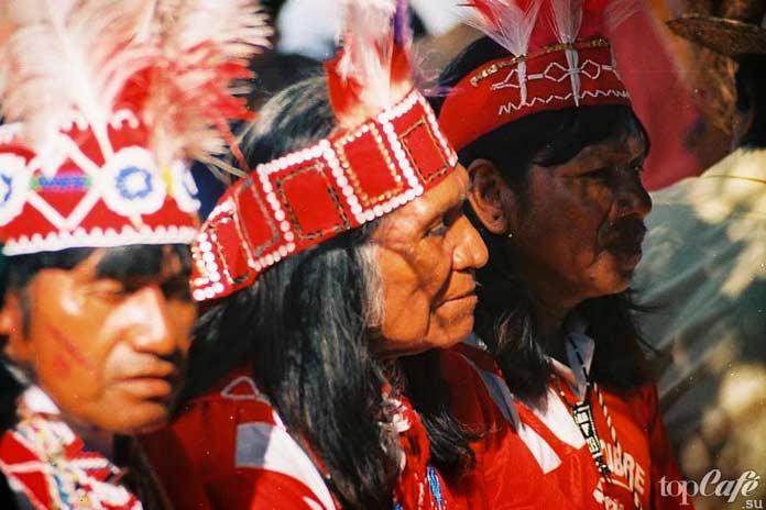 Факты про Аргентину: Язык идиалекты