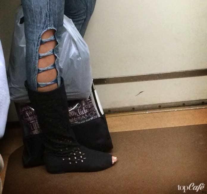 Крутая обувь