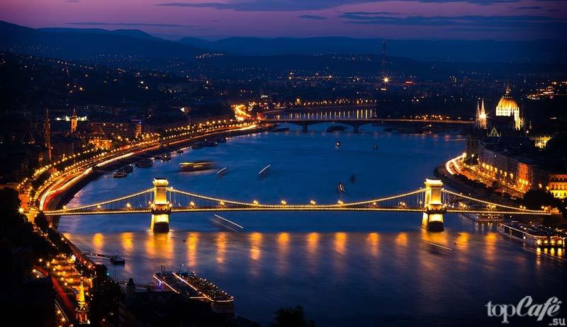 Дунай в Будапеште сс0