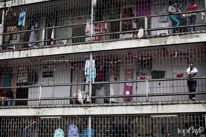Самые большие тюрьмы: Буэн Пастор