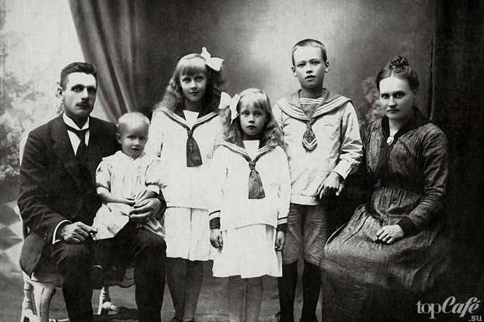 Детство писательницы Астрид Линдгрен