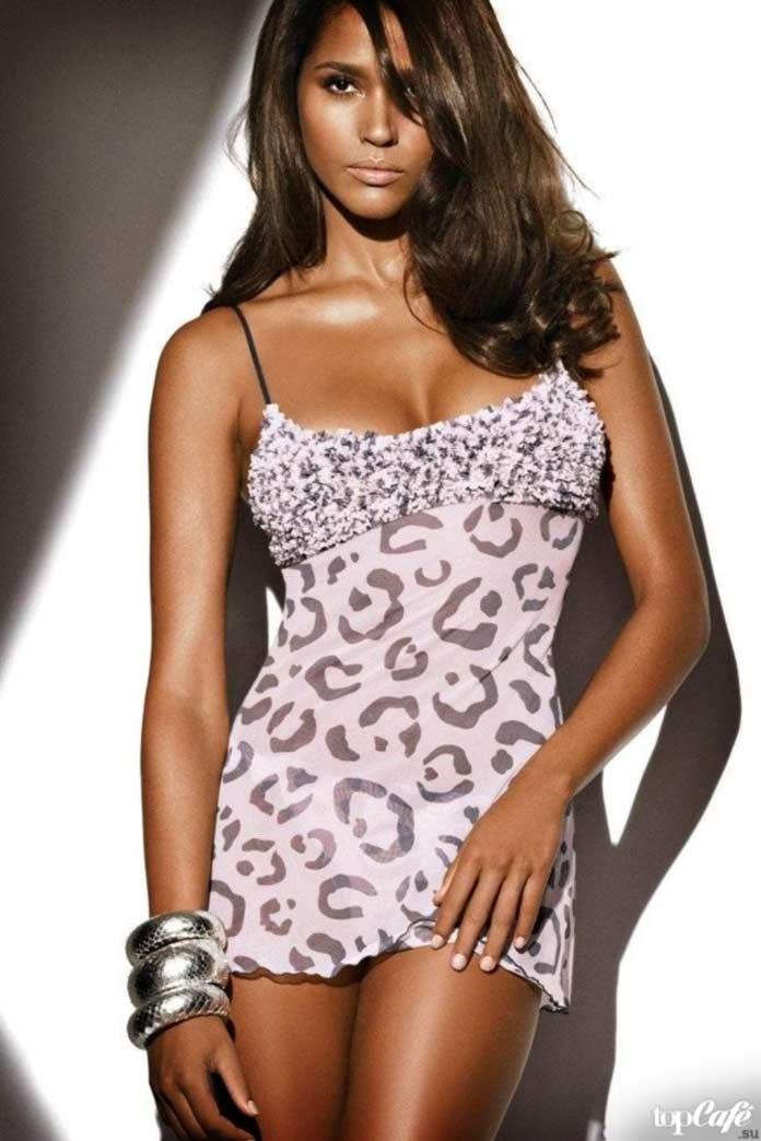 Ана Паула Арэйджо - одна из самых сексуальных бразильских моделей