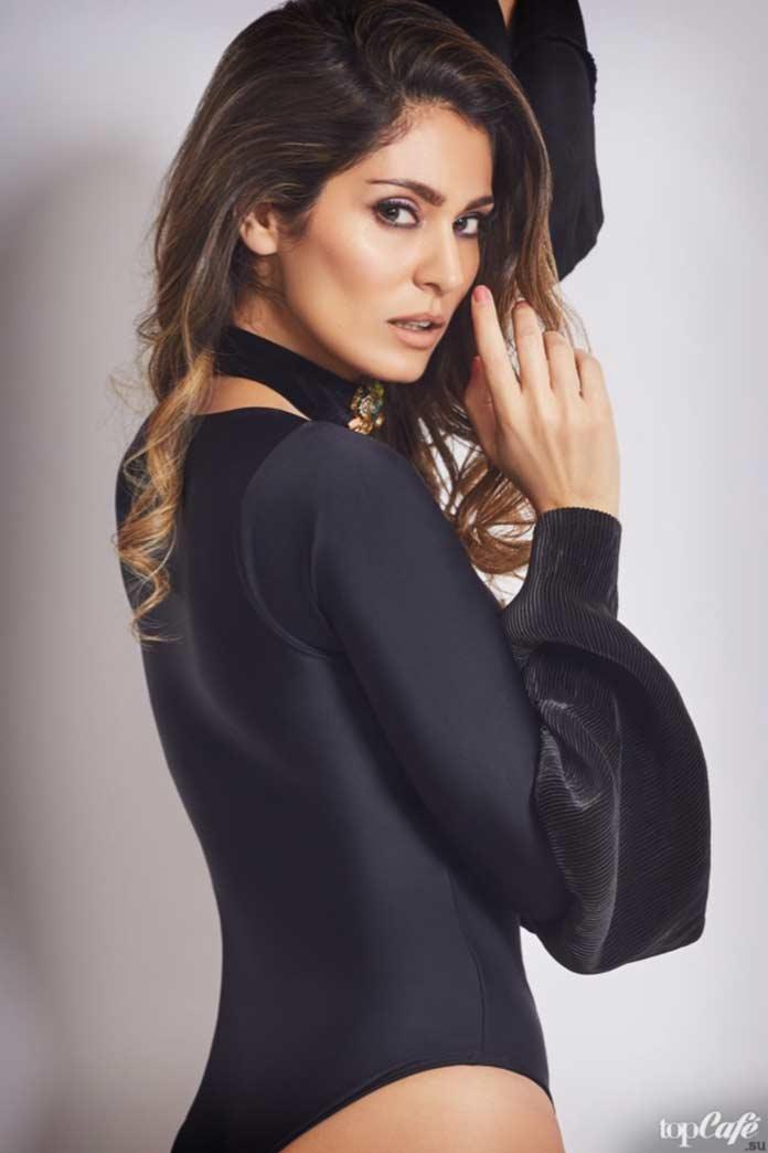 Бруна Абдулла - одна из самых успешных бразильских моделей