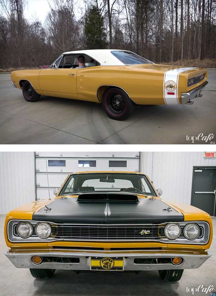 Dodge Super Bee A12