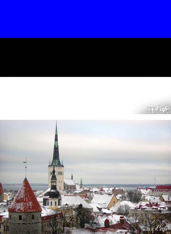 Самые холодные страны: Эстония