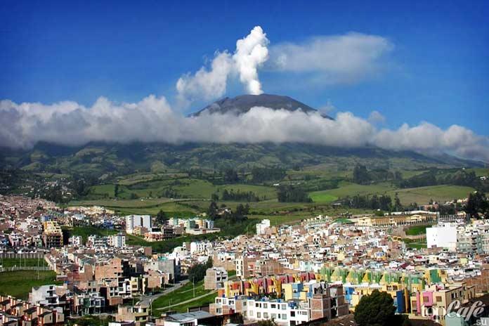 Галерас, Колумбия