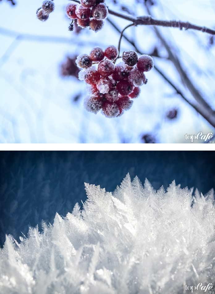 Очень холодные места планеты