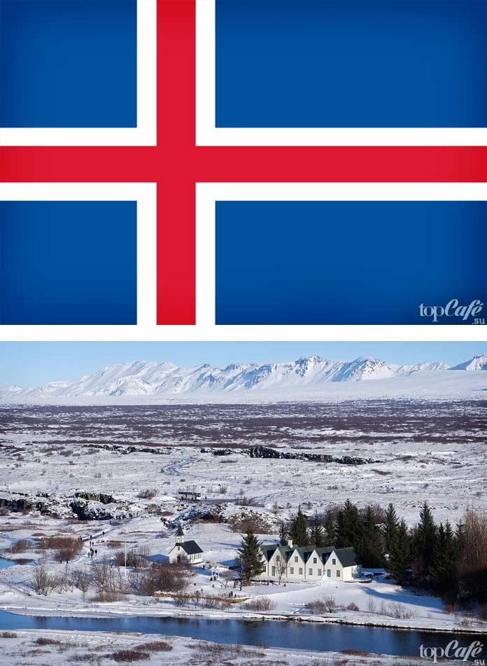 Самые холодные страны: Исландия