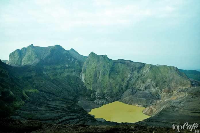 Келуд, Индонезия