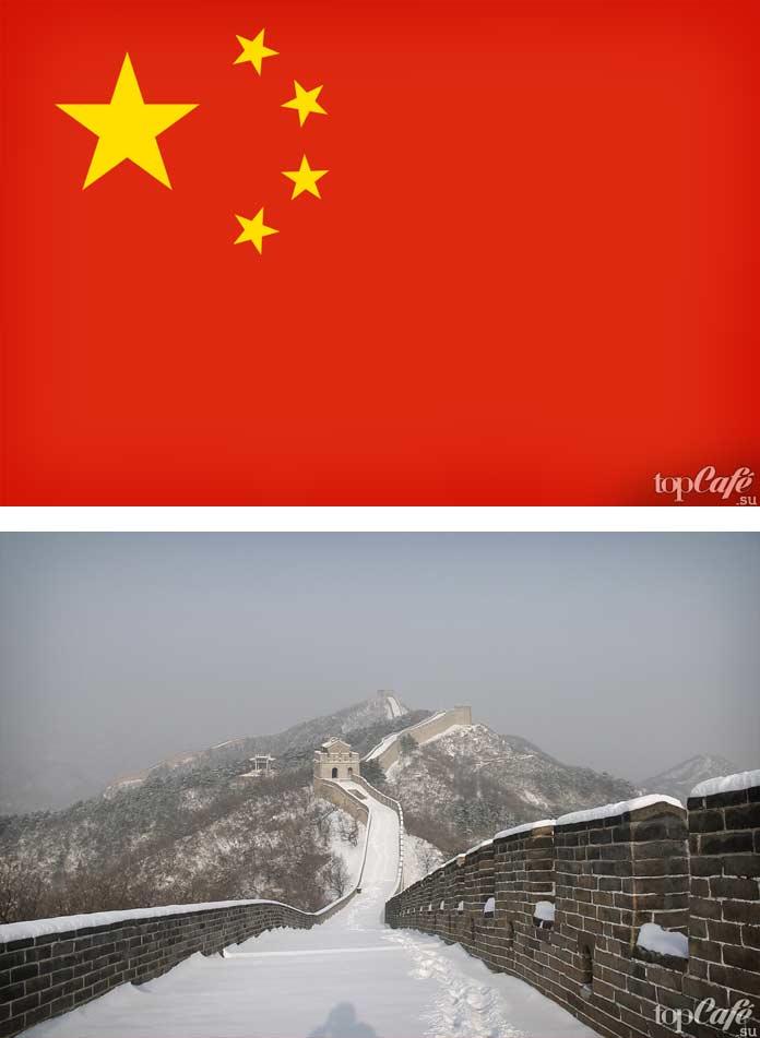 Самые холодные страны: Китай