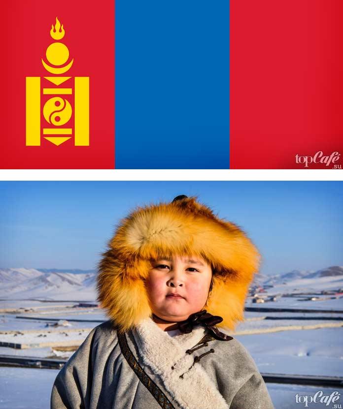 Самые холодные страны: Монголия