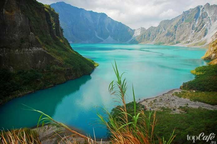Пинатубо, Филиппины